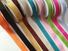 'Sooo Spotty' Grosgrain ribbon spotted - 22mm -Various lengths/ 11 colour combos