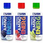 USN Amino Ener-G 12 x 375ml Drink