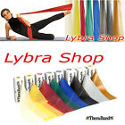 Thera-Band ELASTICATED Band 1.5 m CHOOSE RESISTANCE band Exercises Muscles