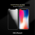 [2-PACK] iPhone X - FULL BODY [Front + Back] Anti-Glare Matte Screen Protector
