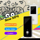 1.8inch MP4 Music Player FM Radio Recording Support MP3 AMV Format
