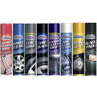 Car Pride Car Van Auto Cleaning Maintenance Spray Wheel Tyre Cleaner Valet Care
