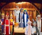 CHILDS GIRLS BOYS SCHOOL NATIVITY COSTUME KIDS CHURCH PLAY BIBLE FANCY DRESS
