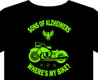 T Shirt up to 5XL Biker motorcycle bike Honda  Yamaha Suzuki BMW Gold Wing