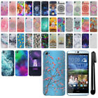 For HTC Desire 826 HARD Protector Back Case Phone Cover + PEN