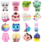 Внешний вид - Jumbo Slow Rising Squishy Scented Charms Kawaii Squeeze Kids Adult Fun Toy Lot