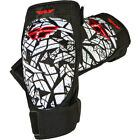 FLY Racing Barricade Elbow Guard Black/White