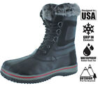Revenant Men's Duck Toe Faux Fur Winter Snow Boots