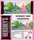 PRINCESS AURORA BIRTHDAY PARTY FAVORS CANDY BAR HERSHEY BAR WRAPPERS