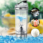 Electric Shaker Vortex Blender Drink Cup Protein Nutrition Mixer Bottle 250ML