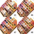 10 Colors Eyeshadow Palette Shimmer Matte Pigmented Smokey Eyes Makeup B20E