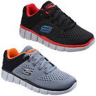 Skechers Equaliser 2.0 Post Season Kids Sporty Lace up Athletic Trainers