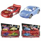 Disney Pixar Cars Radiator Springs Series Metal Die-Cast Toy Vehicles (2 Pack)