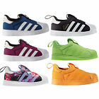 ADIDAS ORIGINALS SUPERSTAR 360 Toddler Sneaker children-boots Slip-Ons