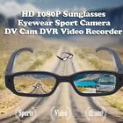 Mini HD Camera Glasses Video Audio Recorder Eyewear Cam Full HD 1280*1080P Spy $18.39 USD
