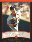 2001 Bowman Gold Parallel Baseball Cards Pick From List