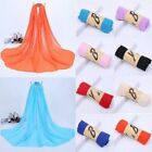 180cm Ladies Womens Candy Color Scarf Wrap Shawl Scarves  Stole Winter Popular