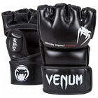 Внешний вид - Venum Impact MMA Gloves - Black