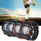Multifunctional Waterproof Electronic Motion Digital Watches 4Colors Student 97k