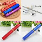 3 In 1 Stainless Steel Portable Travel Chopsticks Spoon Fork Cutlery Pen Case US