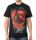 Sullen Broken Stare Mens T Shirt Tattoo MMA UFC MX Skate