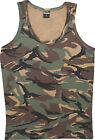 Camouflage army vest dpm military fashion