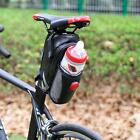 Bicycle Saddle Bag Water Bottle Seatpost Seat Bag for Outdoor Cycling Sporting