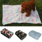 Chic Pet Blanket Colorful Pattern Dog Cat Warm Cover Useful Pets Sleep Supplies