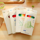 12/18/24/36 Colors Art Drawing Non-toxic Oil Base Pencils Set For Artist Sketch