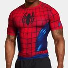 Under Armour SPIDERMAN Alter Ego Compression T-Shirt  XL 2XL 3XL NWT NEW