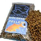 Goldfish pellets complete gold fish food various sizes 500g or 900g high grade