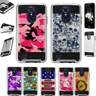 For LG Aristo / K20 / Stylo 3 Hybrid Phone Case Cover Metaguard K11