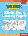 Big Book of Bible Story Coloring Pages for Elementary Kids by David C Cook Paper