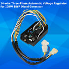 Automatic Voltage Regulator for 10KW 186F Diesel Generator Single/Three Phase ly