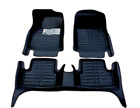 For Fit 2006-2012 Mazda 3 Car Floor Mats Liner Front & Rear carpet Mat FLY5D