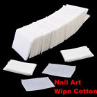 900PCS Acrylic UV Gel Tips Cotton Nail Polish Remover Cleaner Wipes Lint Free