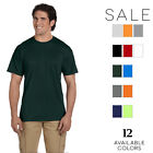Gildan Mens DryBlend 5.6 oz. 50/50 Pocket T-Shirt G830 Size S-3XL image
