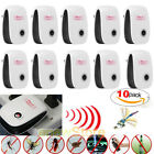 Lot Electronic Ultrasonic Pest Reject Mosquito Cockroach Mouse Killer Repeller Y <br/> 3000+Sold,No-toxic,Safe&amp;Harmless,100% buyer satisfactio