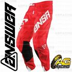 Answer 2018 Elite Red Adult Race Pants Trousers Motocross Enduro