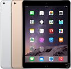 Apple iPad Air 2 Wifi + 4G Unlocked 16GB 64GB 128GB All Major Carriers