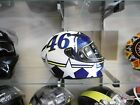 AGV VELOCE S RANCH ROSSI REPLICA BRAND NEW IN BOX WITH FREE PINLOCK