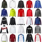 adidas FOOTBALL JACKETS TRACK TOP ANTHEM PRESENTATION TRAINING FULL ZIP HOOD