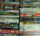 Hundreds of DVD'S Choose Genre from U,12/12a, PG,15 and 18 Rated