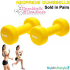 Neoprene Weights Hand Dumbbells Home Gym Fitness Aerobic Ladies Men Exercise Gym