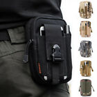 Outdoor Tactical Molle Waist Pack Fanny Phone Pouch Pocket Camping Hiking Bag
