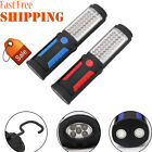 USB Rechargeable 36+5LED Work Light Magnetic Emergency Flashlight Torch Light