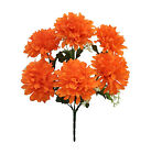 72 x FULL MUMS ~ Silk Wedding Flowers Bridal Bouquets Centerpieces  Fall Crafts
