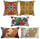 MOSAIC TILES OUTDOOR-INDOOR  PILLOW COVERS