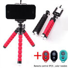 Adjustable Universal Tripod Stand Mount Monopod Holder Fr Phone + Remote Control