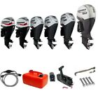Mariner Outboard 40hp Thru 150hp Long & XL Shaft Electric Start Remote Control